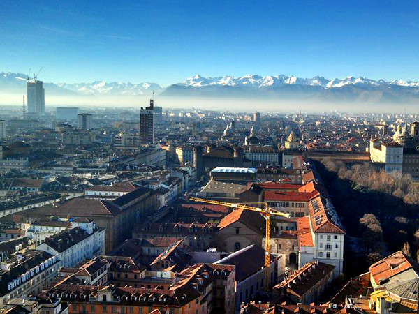 Torino (from Mole Antonelliana)